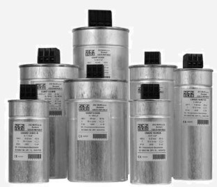 capacitors - power factor correction;