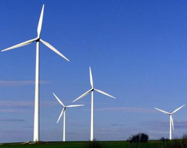 Wind power calculation- energy wind turbines